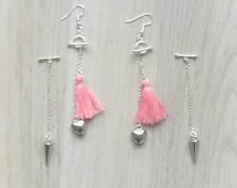 Emma 2en1 earrings