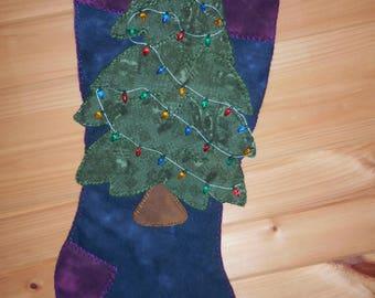 Extra Large Christmas Tree Stocking