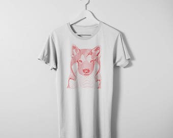 T-Shirt. Resonance. Red Dog