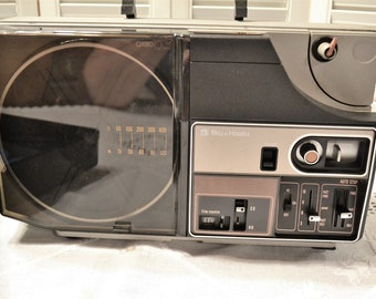 Vintage Bell and Howell QX80 8mm Movie Projector Retro Super 8 Reel to Reel Projector PanchosPorch