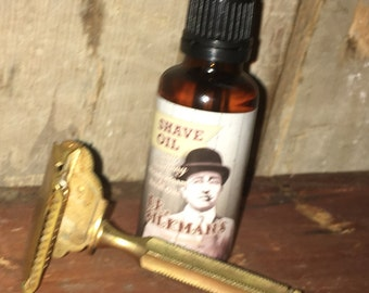 Shave Oil-  All Natural, Handmade