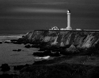 Point Arena Light House,