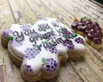 Mother's Day / Father's Day Cookie Gift Set