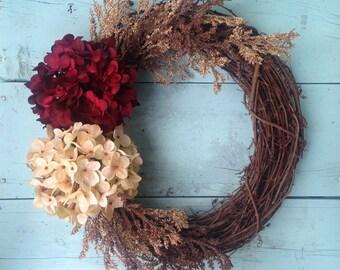 Farmhouse Wreath, Front Door Wreath, Summer Wreath, Door Wreath, Wreath, Wedding Wreath, Summer Wreaths, Wreath For Door, Home Decor