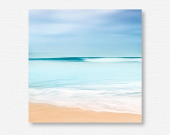 Wave Photography, Ocean Photography, Seascape Photography, Pacific Ocean, Beach Photography, Abstract Photography, Beach Photo, Teal Photo