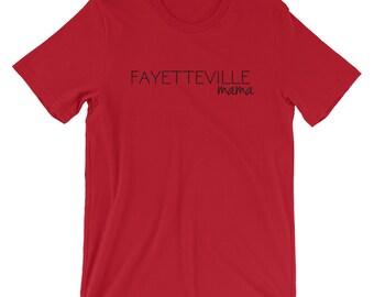 FAYETTEVILLE Mama Tee