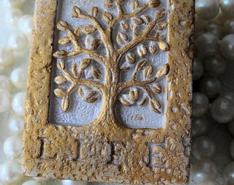 Tree of Life Handcrafted Soap