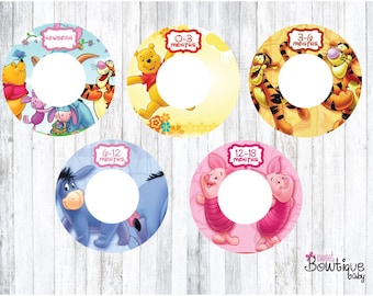 winnie the pooh  clothing dividers