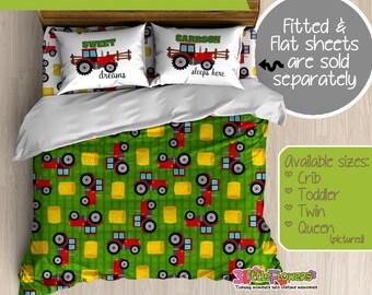 Tractor room decor | Etsy
