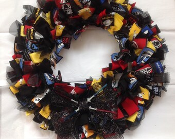Star Wars Fabric Wreath II