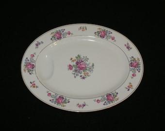 Haviland Arlington 14 inch Oval Serving Platter