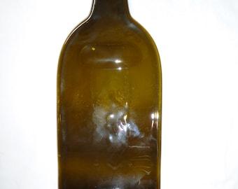 slumbped 750ml rhubarb wine bottle