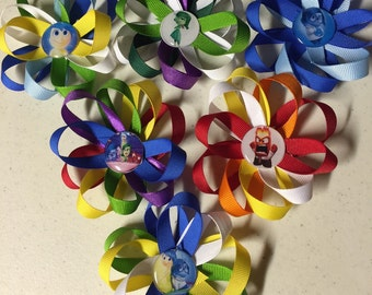 Inside out hair clips pick your set