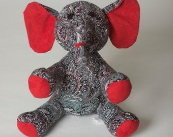 Custom Paisley Elephant