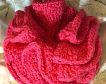 Crochet Coral, hyperbolic crochet, coral reef, amigurumi, sea lettuce, brain coral, cre8joy