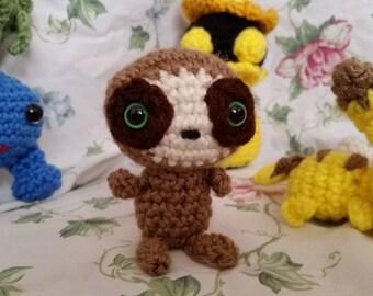 Baby Sloth Plush