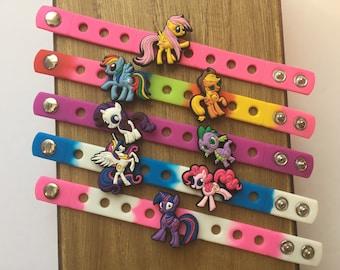 Pony Charm Bracelets PARTY FAVORS