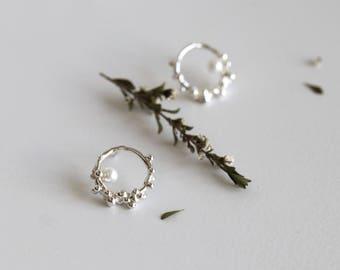 Bubble & Pearl Earrings