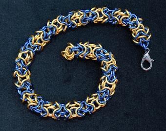 Turkish Round Chainmaille Bracelet