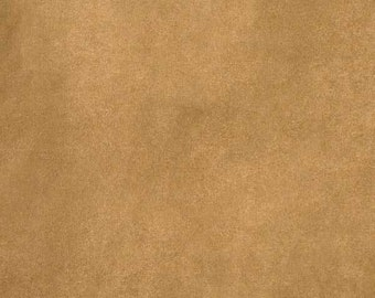 "Sand Luxor Soft suede Fabric  60"" by the yard"
