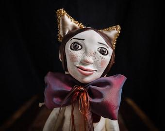 STELLA ooak Fine Art Doll