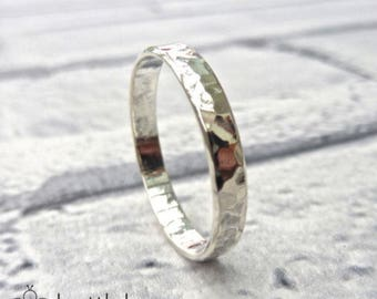 Sterling Silver Wedding Band.  Sterling silver wedding ring. Wedding band. Womans wedding band.  Mens wedding band. Wedding band. Customised