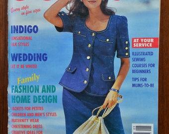 Burda May 1994 Spring Pattern Book