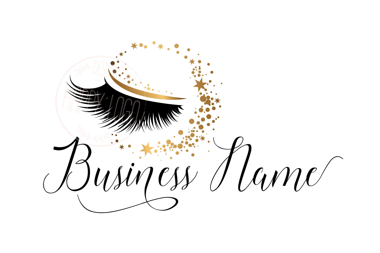 Eyelash Logo Design