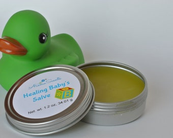 Baby Salve, Baby Ointment, Diaper Salve