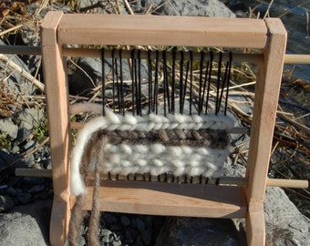 Weaving kit  Learn how to weave  Teaching how to weave  weaving gift