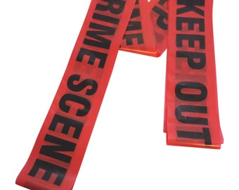 Crime Scene Keep Out Tape (Non Adhesive)