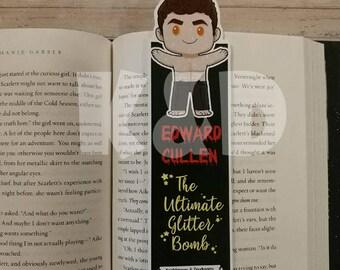 The Ultimate Glitter Bomb Bookmark