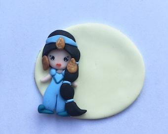 Princess little nurse badge