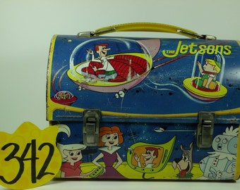 1960's Jetsons lunchbox