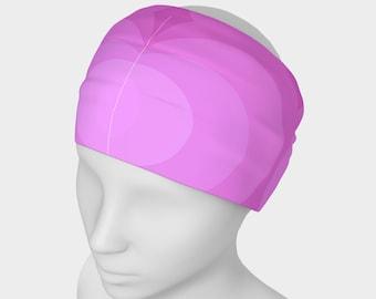 Shades of Mauve Headband
