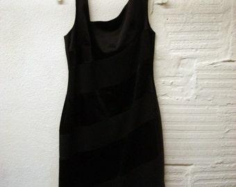 LBD Laundry Dress 1990s Shelly Segal Vintage 12 P