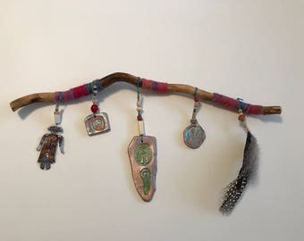 Ancients Stick Wall hanging