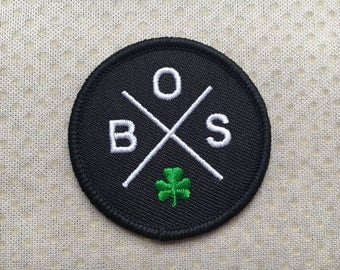 100 Custom Embroidered patches, Custom Sewn on Embroidery patches for garmetns/hats/jackets/clothing