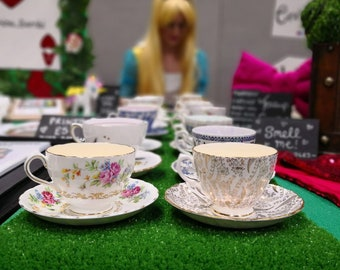 Wonderland Teacup Candles
