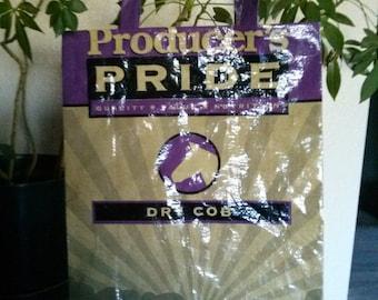 Large  Repurposed Feed Bag