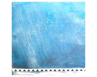 Painting Abstract Acrylic Wall decor from The Sky breathing Collection
