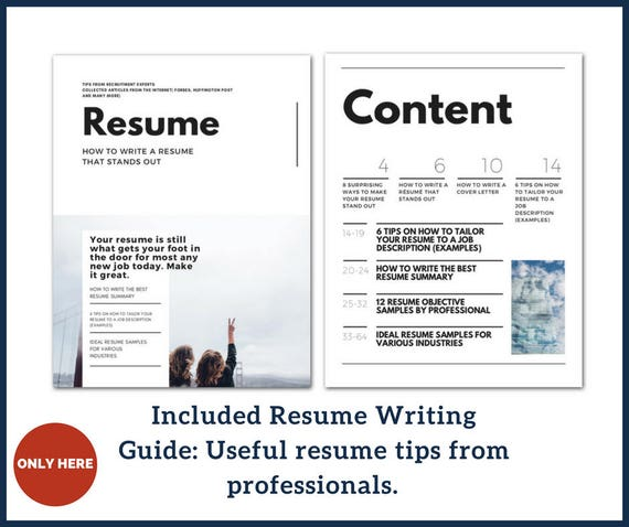 Modern Resume Templates | Modern Resume CV Sjabloon | Professional Resume  Design | Creative Resume | 1 3 Pages Resume Cover Letter Referecen