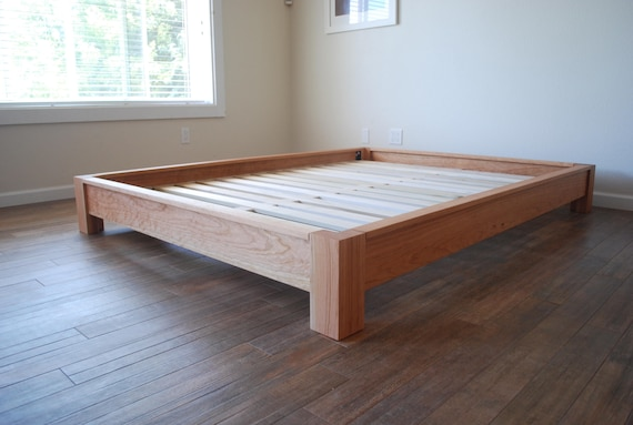 Queen Floor Bed Frame