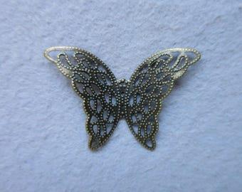 Bronze Butterfly print