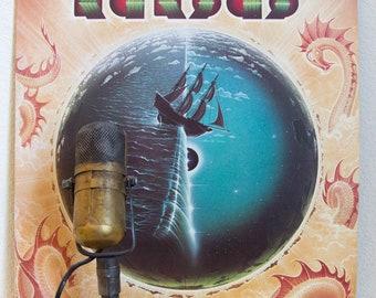 "Kansas Vinyl Record Album 1970s Classic Rock LP ""Point Of No Return"" (Orig. 1977 CBS w/""Dust In The Wind"")"