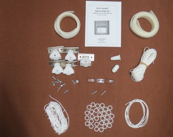"""Roman Shade Kit (Safety Edition) - Up To 48""""X60"""""""