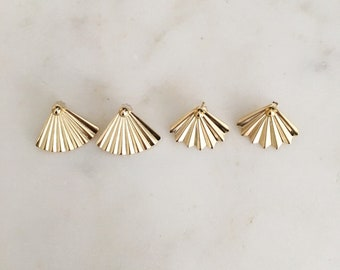 Gold Filled Earring Jackets