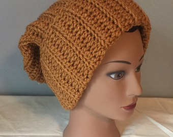 Slouchy Ribbed Hat in 3 Sizes Adult Children Toddler Super Soft Cuddly Warm Winter Fall Perfect Gift