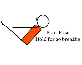 Beginners Yoga Card Deck