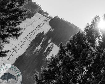 Landscape Photography | The Slopes of Taos | Digital Download